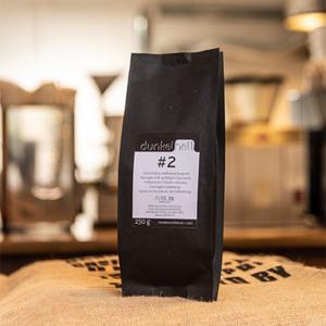 Produktabbildung Kaffee #2 dunkelhell